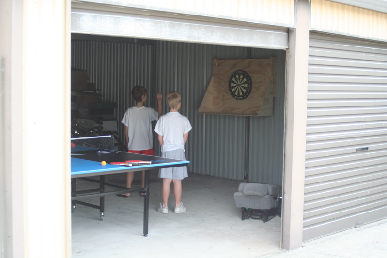Shed-Game Room