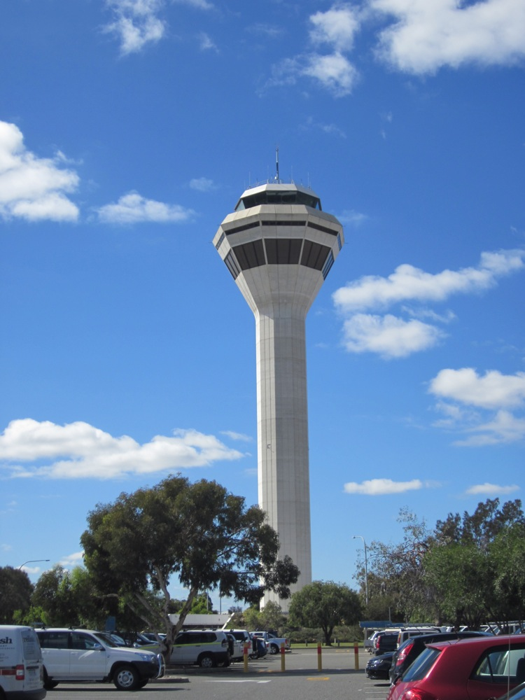 Perth Airport Control Tower